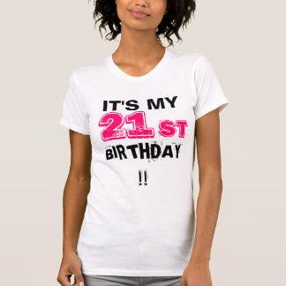 It's my 21st Birthday! Tee Shirt