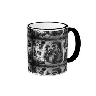 Jack the Ripper-Illustrated Police News-Winslow Ringer Mug