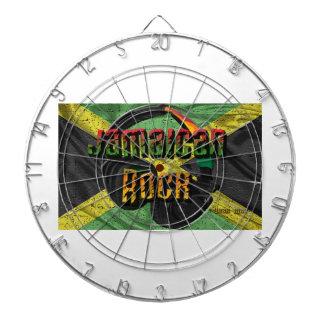 Jamaican Rock Flag Range Dartboards