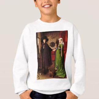 Jan Van Eyck Protrait of Giovannit Arnofini & Wife Shirts