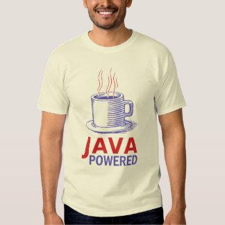 Java Powered Tshirt