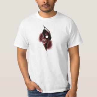 Jeff the Killer CreepyPasta Tshirts