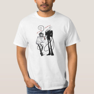 Jeff the Killer Slender Man Tees