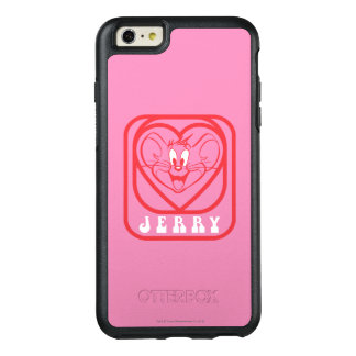Jerry Pink Hearts OtterBox iPhone 6/6s Plus Case