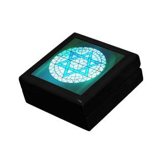 Jewish Star of David Gift Box