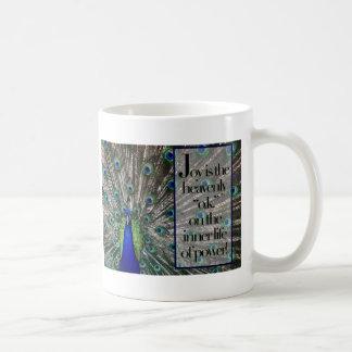 Joy Basic White Mug