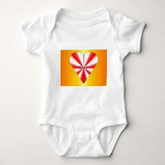 Joy Heart Baby Clothes Tee Shirts