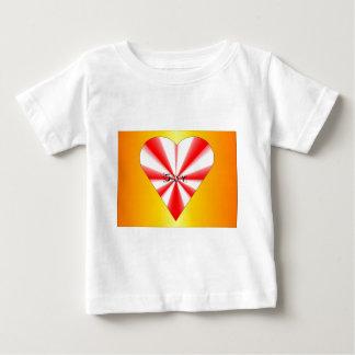 Joy Heart Baby Clothes Tshirts