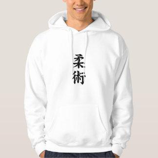 Ju Jutsu Kanji Hoodie