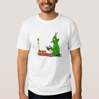 Jump Start Mars Rover T-shirts
