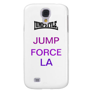 JumpForceLA IPHONE 3G  Skin Galaxy S4 Cover