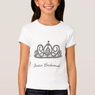Junior Bridesmaid Gifts T-shirt