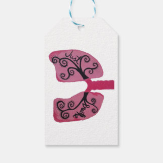 Just Breathe Gift Tags