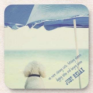 Just Relax Drink Coaster