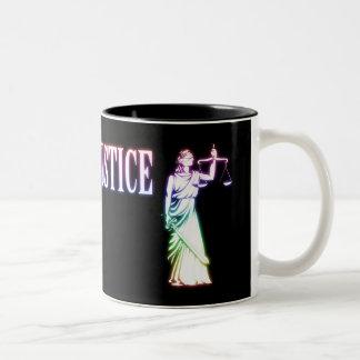 Justice - Mug