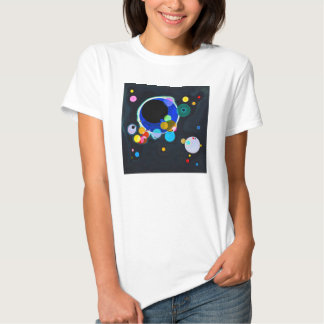 Kandinsky Several Circles Shirts