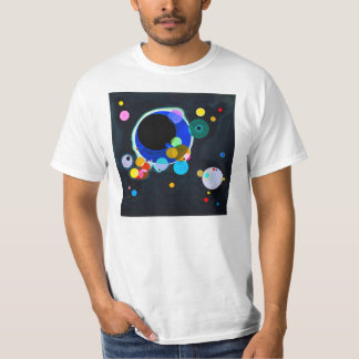 Kandinsky Several Circles T-shirt