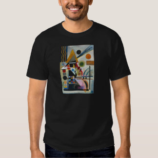 Kandinsky's Abstract Painting Swinging T Shirt