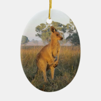 Kangaroo Ornament