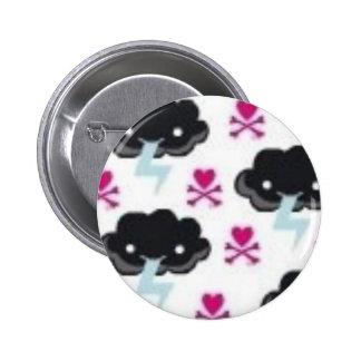 Kawaii Thunder Button