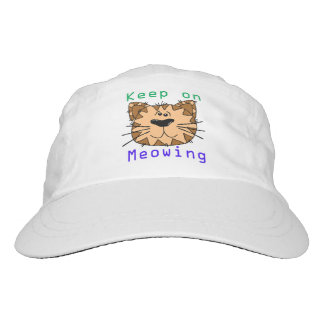 Keep On Meowing Hat