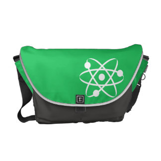 Kelly Green Atom Commuter Bags