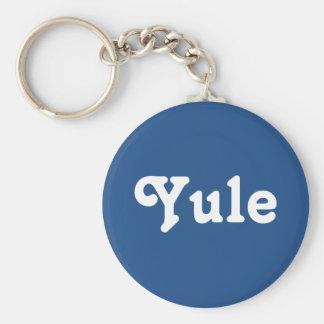 Key Chain Yule