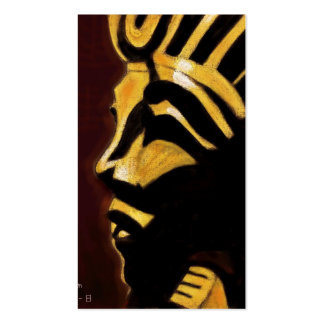 King Tut Pack Of Standard Business Cards