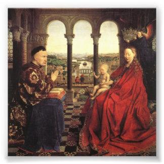 Knights of Christ (Ghent Altarpiece), Jan van Eyck Photo