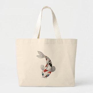 Koi Jumbo Tote Bag