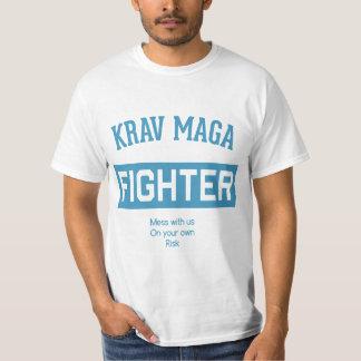 Krav Maga Fighter Shirts