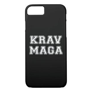 Krav Maga iPhone 7 Case