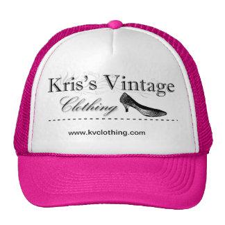 Kris's Vintage Clothing Trucker Hat