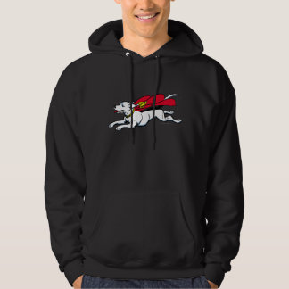 Krypto the dog hooded pullover