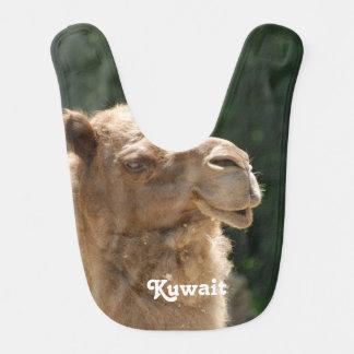 Kuwaiti Camel Baby Bibs