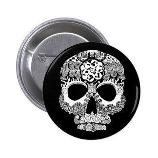 La Bella Muerte Dark Button