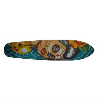 la linda skateboard