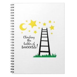 Ladder of Success Note Books