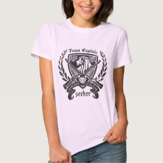 Ladies Seeker Crest - Get the Snitch T Shirt