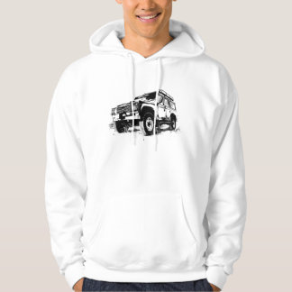 Land Rover 110 Hoodie