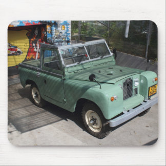 Land Rover Series II SWB Mouse Pad