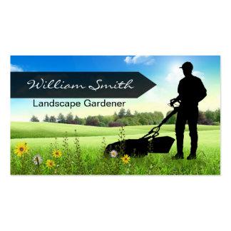 Landscape Gardener Business card