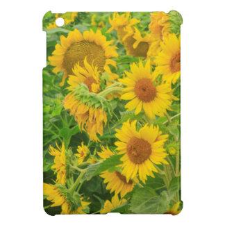 Large field of sunflowers near Moses Lake, WA 2 iPad Mini Case