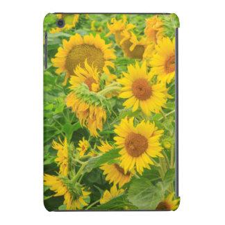 Large field of sunflowers near Moses Lake, WA 2 iPad Mini Retina Covers
