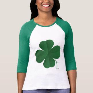 Large Shamrock T Shirt