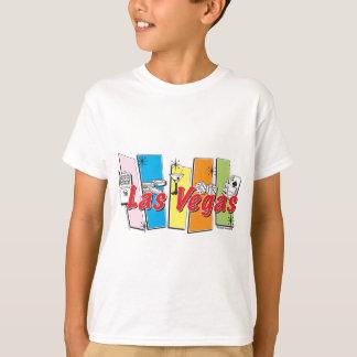 Las Vegas Retro T Shirt
