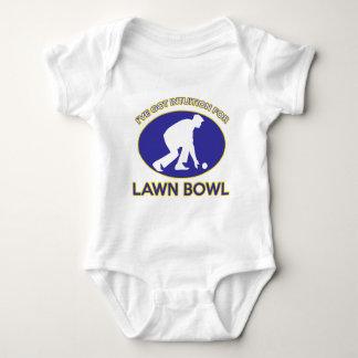 Lawn Bowl design Shirts