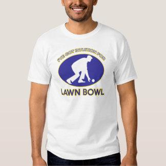 Lawn Bowl design T Shirt