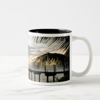 Le Maitai Dream Fakarava Resort. Fakarava, Two-Tone Mug