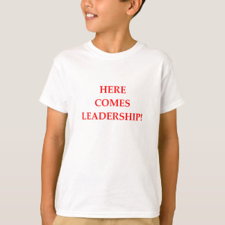 LEADER TSHIRTS